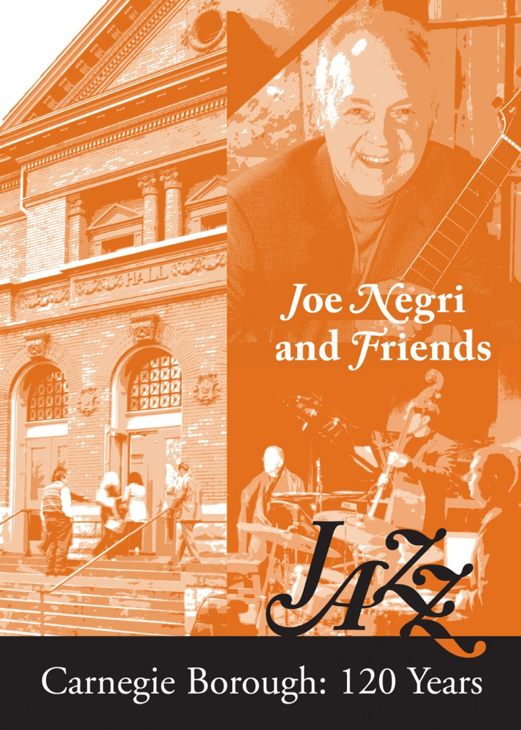 Joe Negri at Music Hall