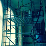 Plaster Scaffolding