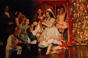 The Nutcracker, presented by Carnegie Performing Arts Center. December 5-7, 11-14. Fridays & Saturdays at 8:00pm, Sundays at 2:00pm.