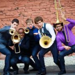 C Street Brass Saturday, April 30, at 7:30pm