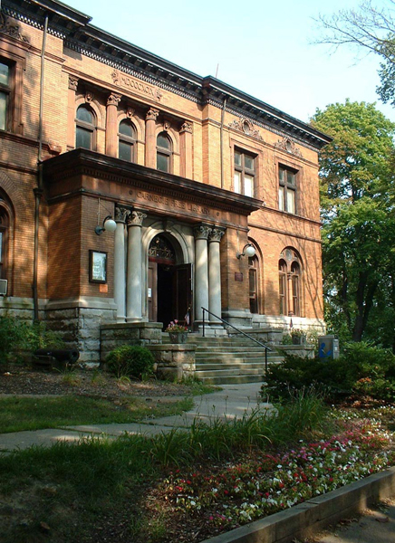 Architecture Andrew Carnegie Free Library Amp Music Hall