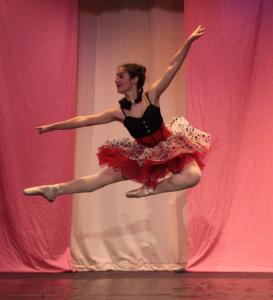 CPAC Dancer