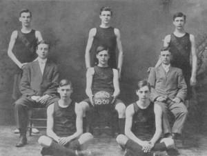 Carnegie HS BB 1908
