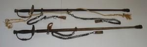gar ceremonial swords