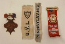 various medals left