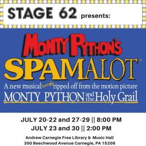 Stage 62 Spamalot