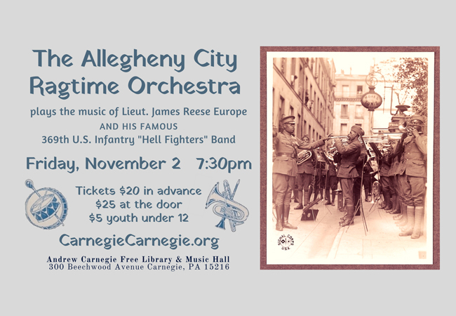 Allegheny City Ragtime