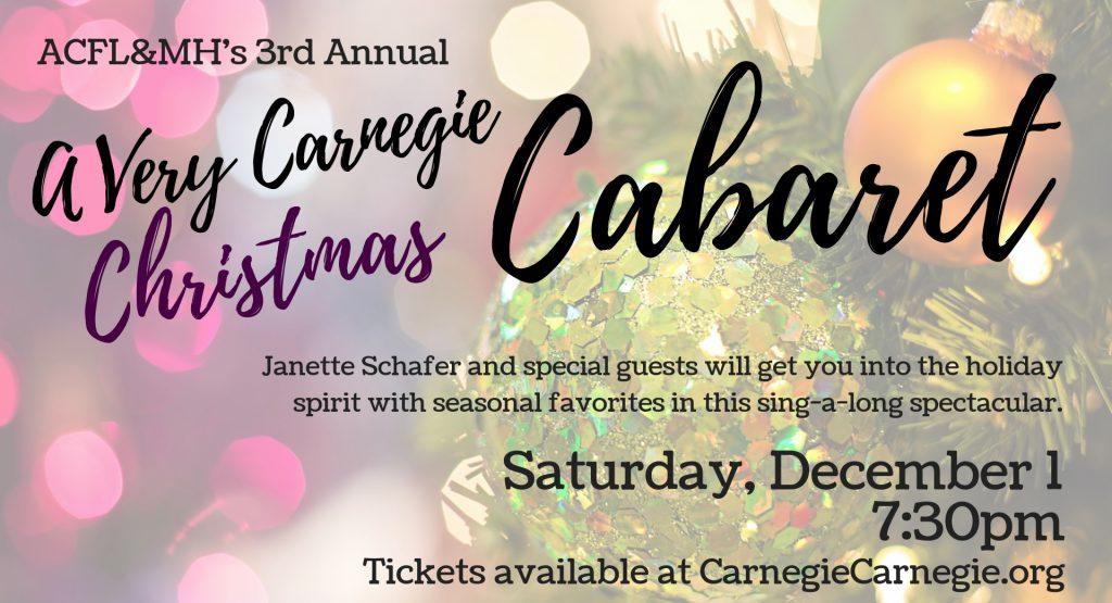 Very Carnegie Christmas