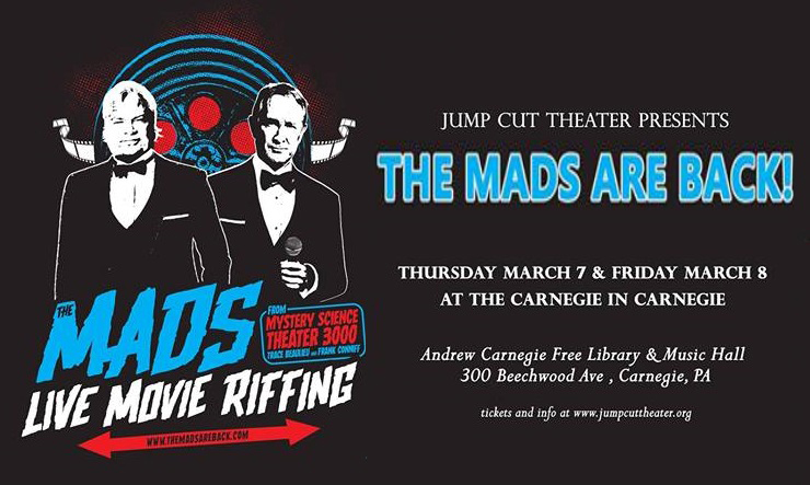 Jump Cut Theater Mads