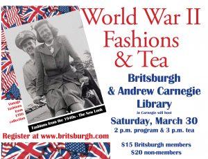WWII fashions