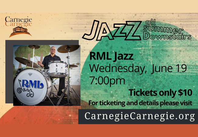 RML Jazz June