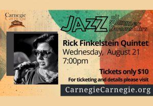 RML Jazz August