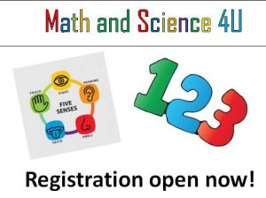 math & science 4U