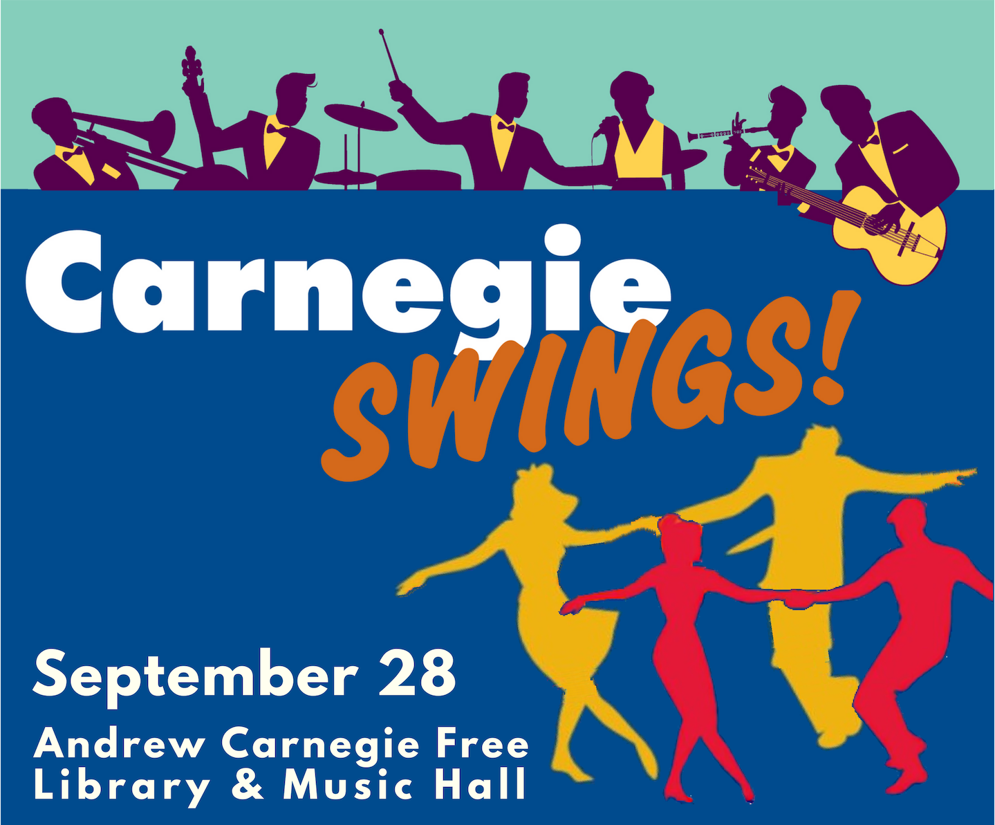 Carnegie Swings Benefit