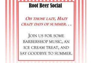 root beer social