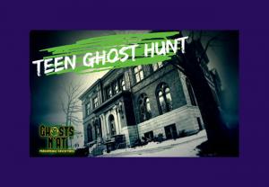 teen ghosts n'at
