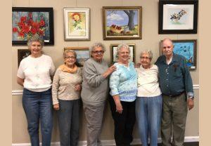 Cloverleaf art group