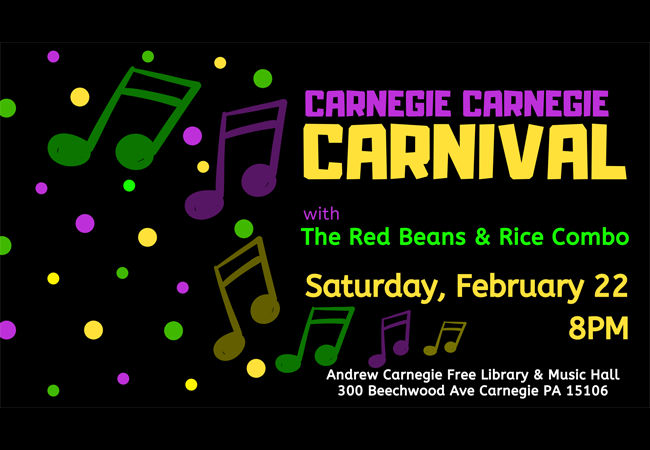 Red Beans Carnival