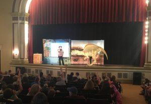Music Hall Dino Event