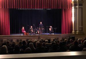 Ben-David Warner Concert