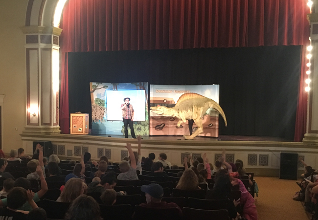 Dino Assembly w/Carnegie Museum
