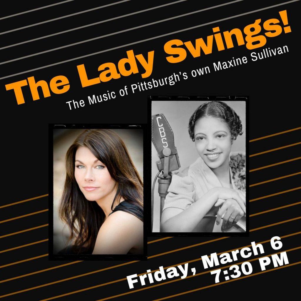 The Lady Swings