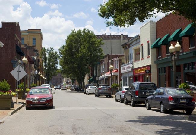Carnegie Main Street