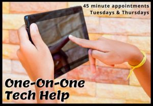 one on one tech help