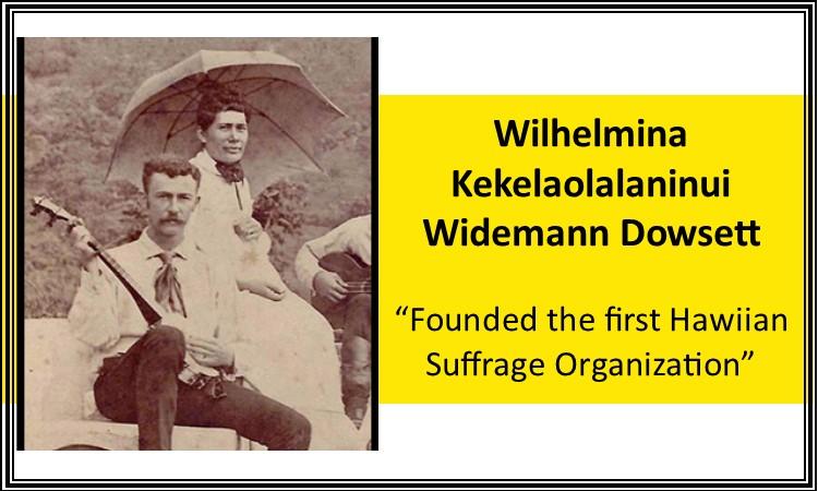 WH Wilhelmina Dowsett
