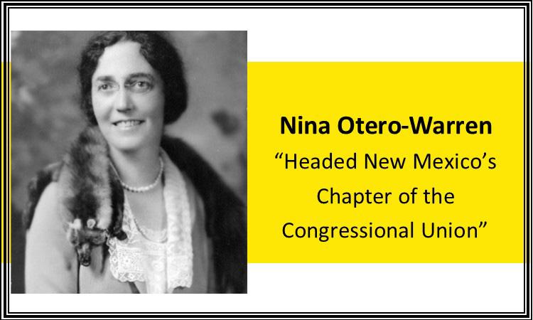 Nina Otero Warren