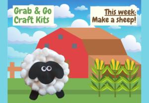 craft sheep