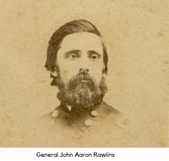 General John Aaron Rawlins