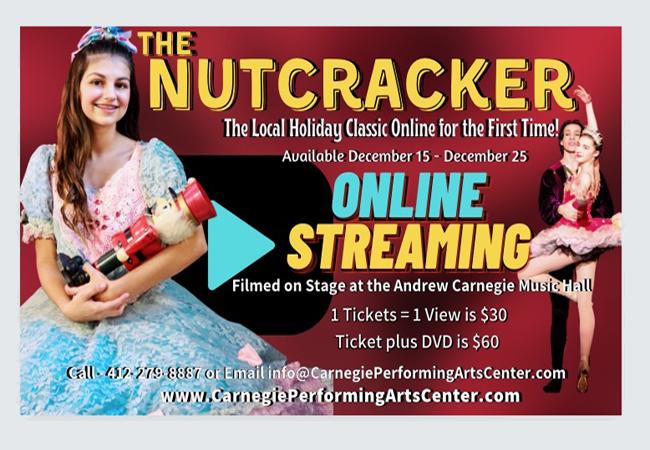Nutcracker 2020