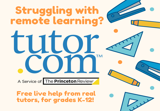 Free tutor