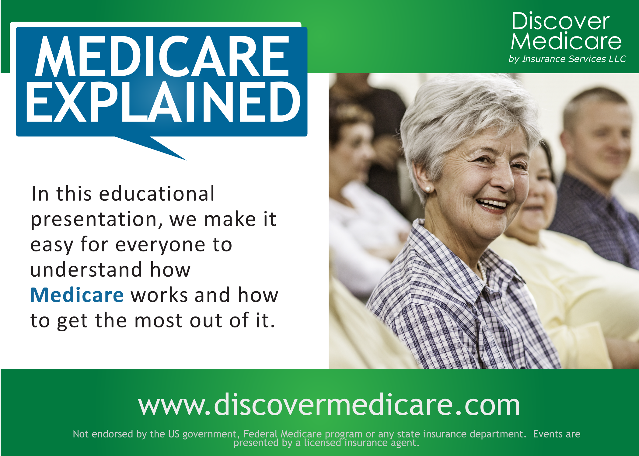 Discover Medicare