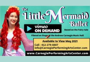 The Little Mermaid Ballet