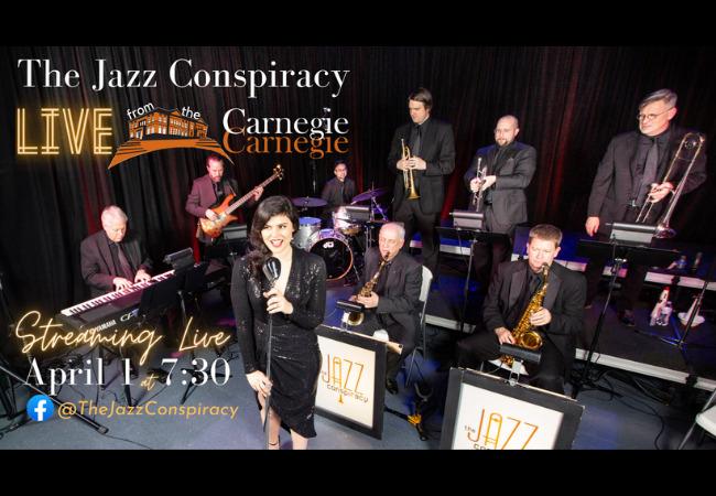The Jazz Conspiracy