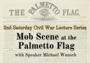 Mob Scene at the Palmetto Flag
