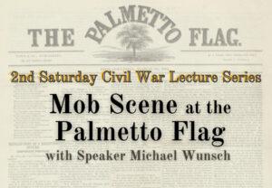 2nd Saturday Palmetto Flag