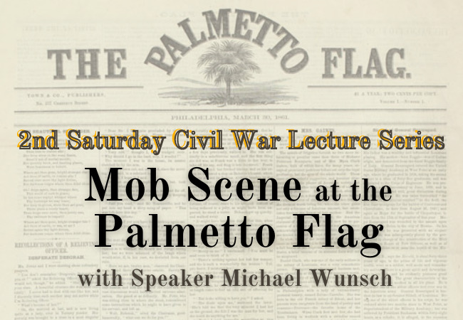 Mob Scene at the Palmetto Flag