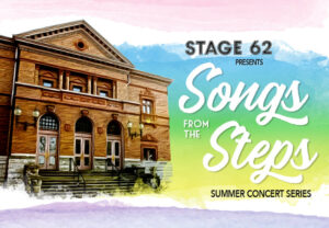 Stage 62 Songs from the Steps