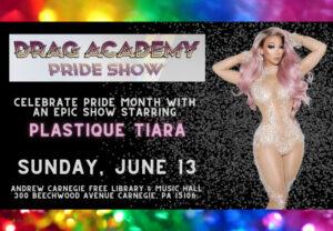 Drag Academy Pride Show