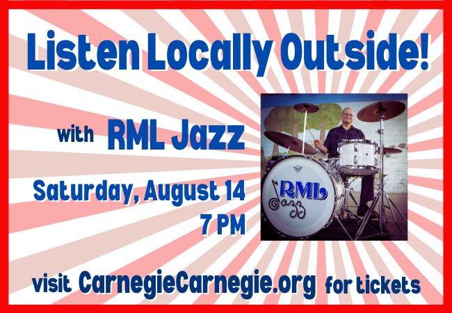 Listen Locally Outside with RML Jazz