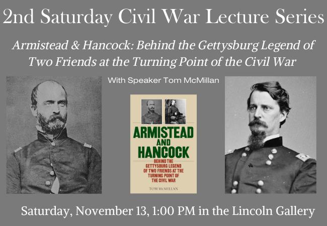 2nd Saturday Armistead & Hancock